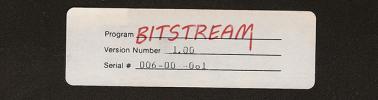 Screenshot 1 of Bitstream