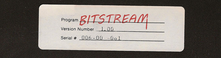 Screenshot 1 of Bitstream
