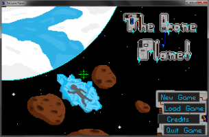 Screenshot 1 of The Lone Planet