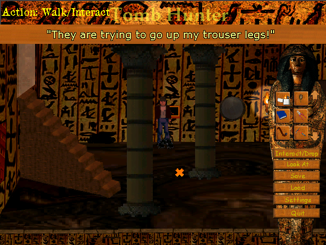 Screenshot 3 of Tomb Hunter: Ramitupem