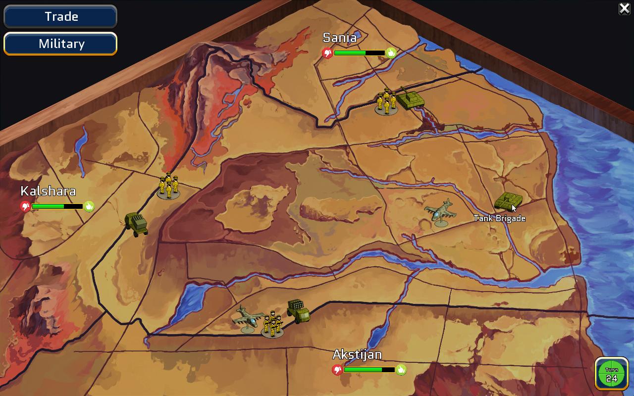 Screenshot 2 of Rogue State