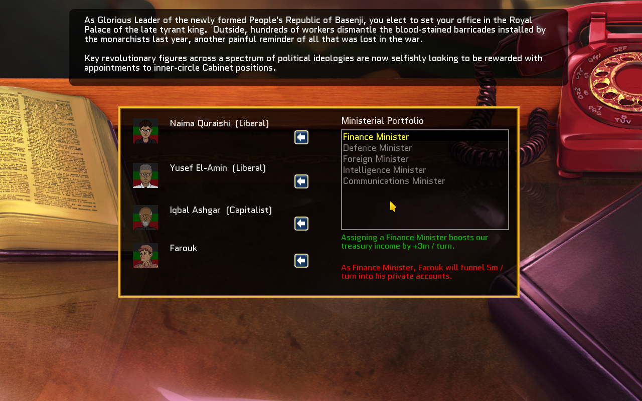 Screenshot 3 of Rogue State