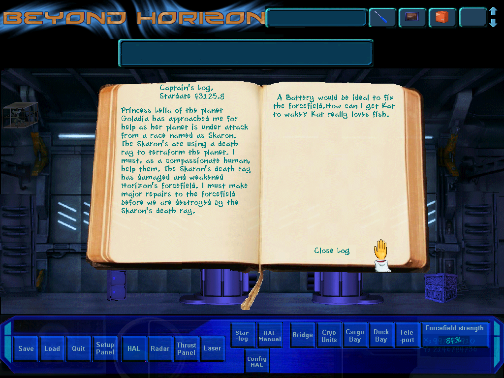 Screenshot 2 of Beyond Horizon