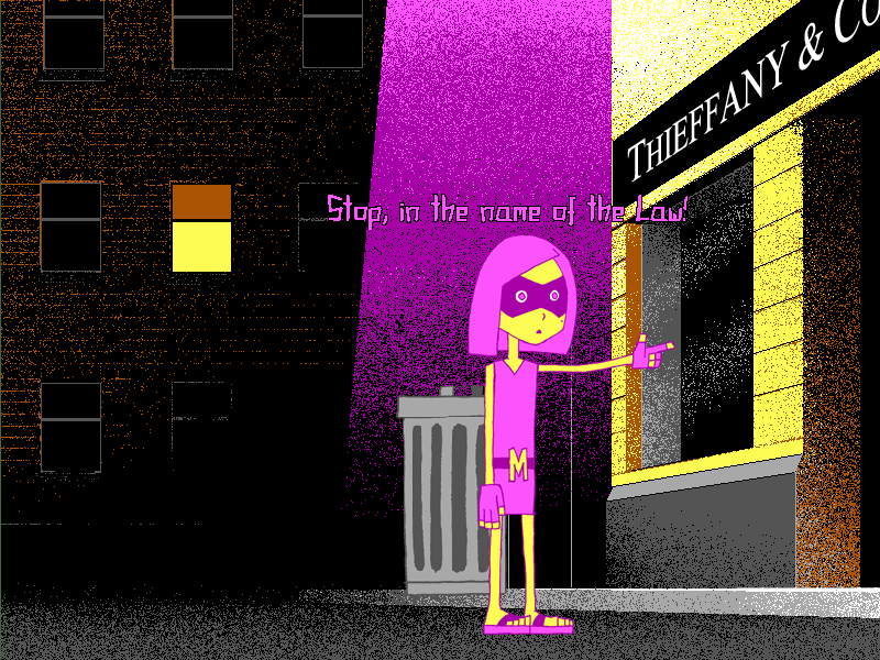Screenshot 2 of The Unprintable MAGENTA
