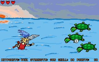 Screenshot 2 of Oceanspirit Dennis: The Terror of the Ice Princess width=