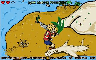 Screenshot 3 of Oceanspirit Dennis: The Terror of the Ice Princess width=