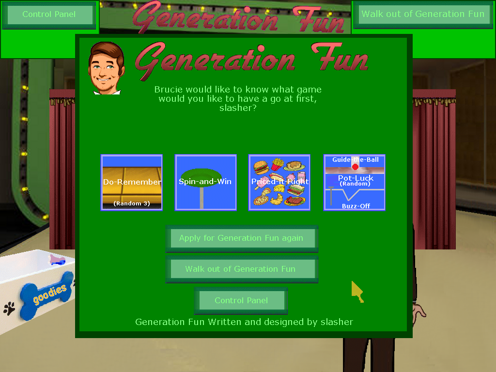 Screenshot 2 of Generation Fun width=