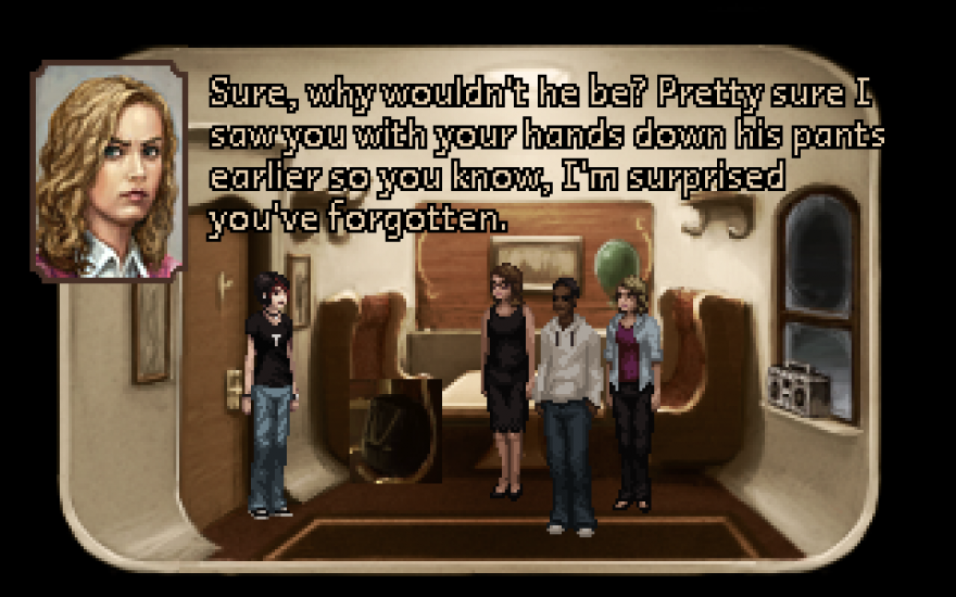 Screenshot 3 of The Charnel House Trilogy
