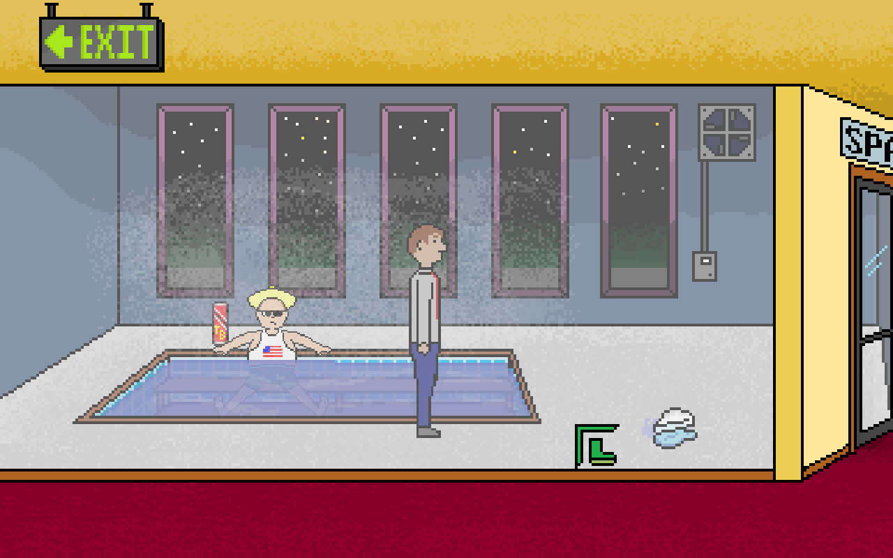 Screenshot 3 of The Eternal Night width=