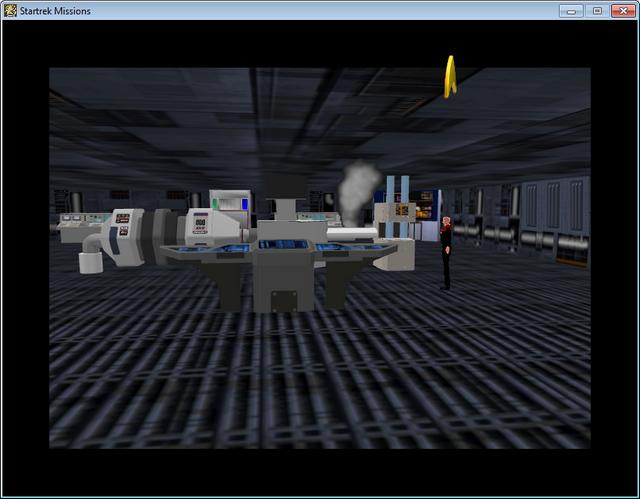Screenshot 2 of Star trek Mission