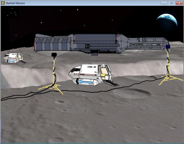 Screenshot 3 of Star trek Mission width=