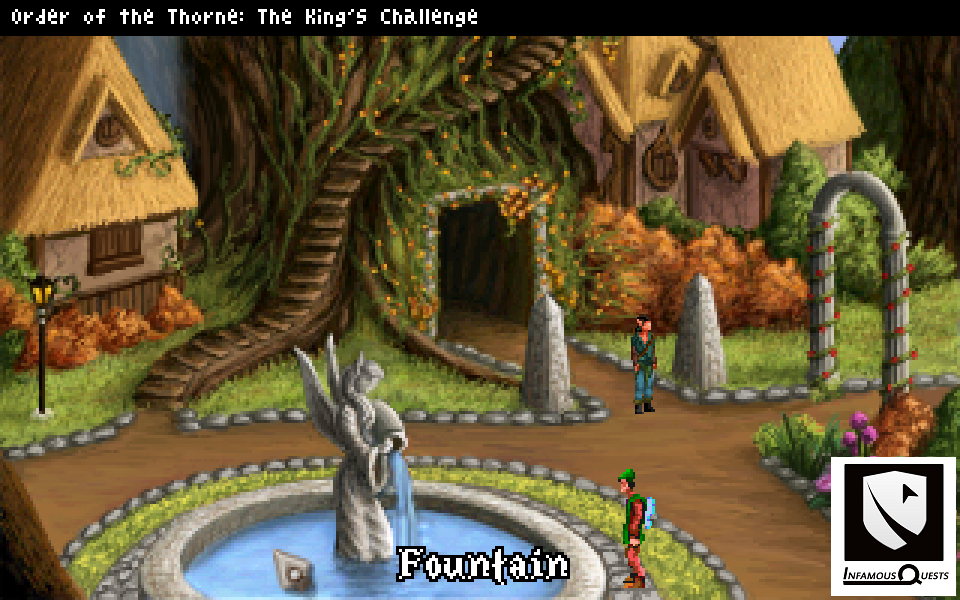 Screenshot 2 of Order of the Thorne : The King's Challenge width=