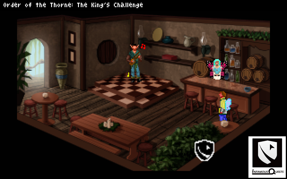 Screenshot 3 of Order of the Thorne : The King's Challenge width=