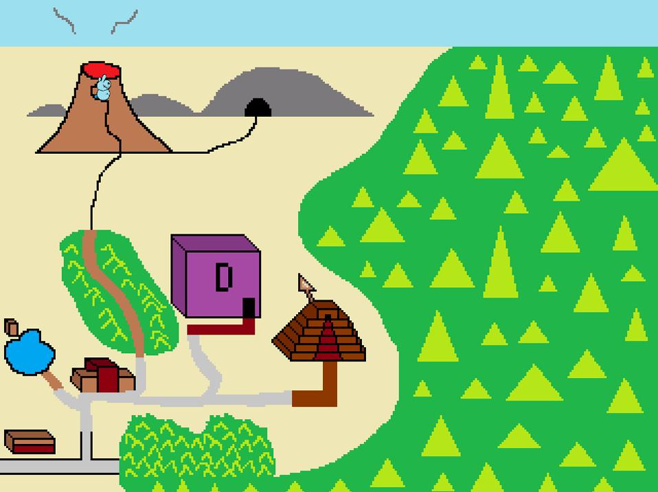 Screenshot 3 of Adventures of Bunny Bunnyman width=