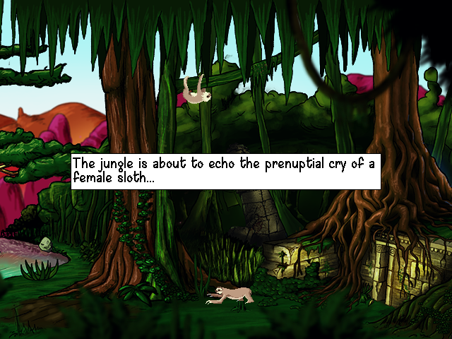 Screenshot 2 of A Sloth for Both Seasons width=