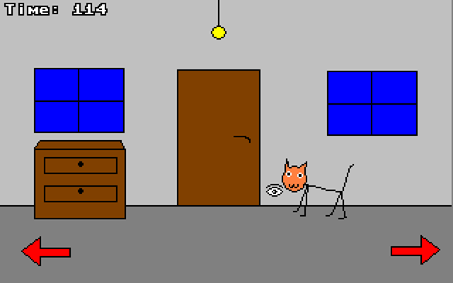Screenshot 2 of Triangle Head's Adventure