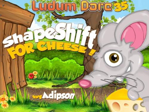 Screenshot of Shapeshift for Cheese