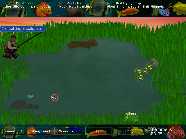 Screenshot 3 of Gone fishin'