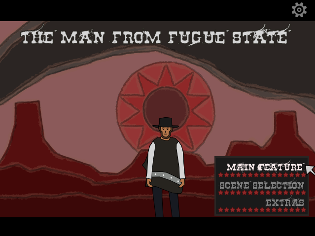 Screenshot 1 of The Man From Fugue State