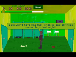 Screenshot 1 of Jumpin'Jack: the bean powered kid