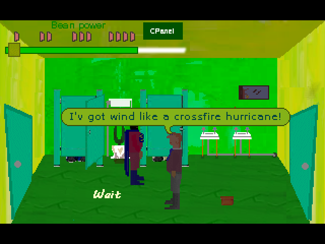 Screenshot 2 of Jumpin'Jack: the bean powered kid