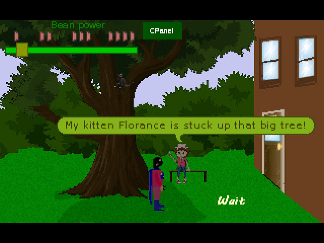 Screenshot 3 of Jumpin'Jack: the bean powered kid