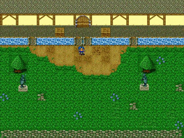 Screenshot of Melrin: The disciple ordeal. Updated version!