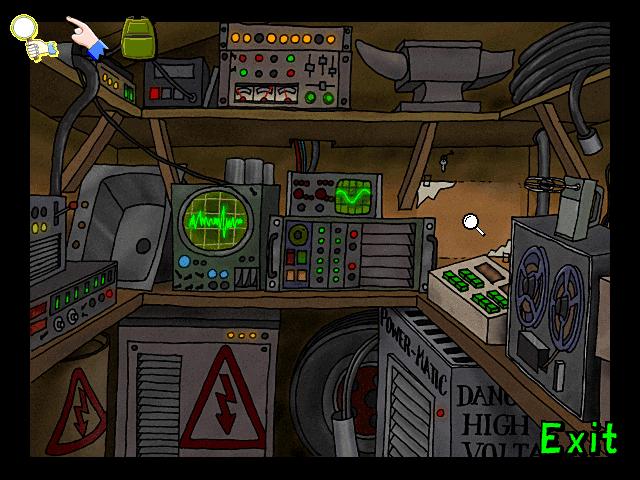 Screenshot of The Epsilon Outcome (Demo)