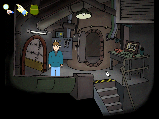 Screenshot 3 of The Epsilon Outcome (Demo)