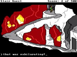 Screenshot 1 of Stair Quest