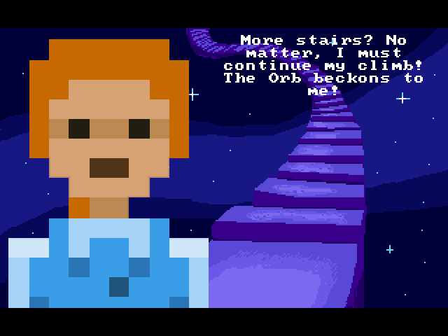 Screenshot 2 of Stair Quest width=