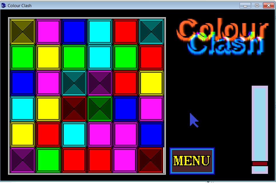 Screenshot 2 of Colour Clash width=