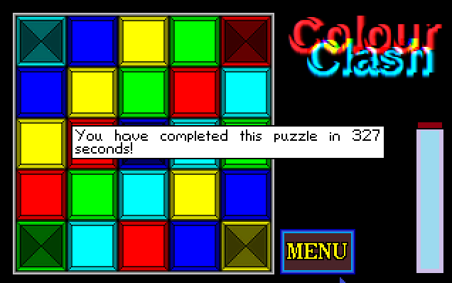 Screenshot 3 of Colour Clash width=