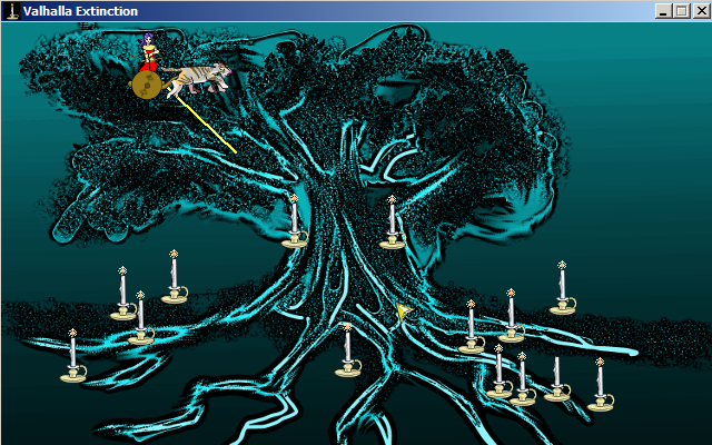 Screenshot 2 of Valhalla Extinction width=