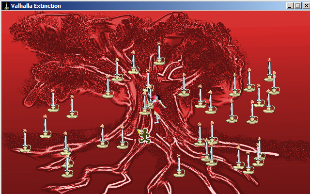 Screenshot 3 of Valhalla Extinction width=