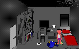 Screenshot of Postman's Quest: Not Rain Nor Sleet Nor ARMAGEDDON