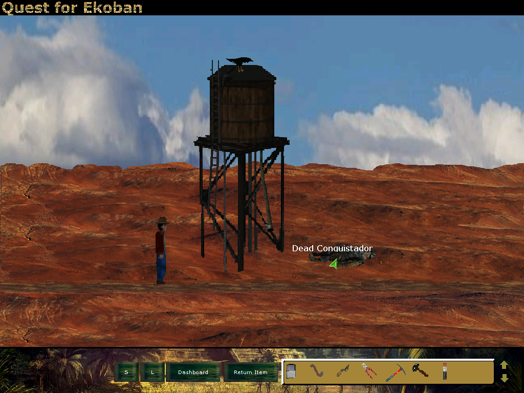 Screenshot 2 of Quest for Ekoban width=