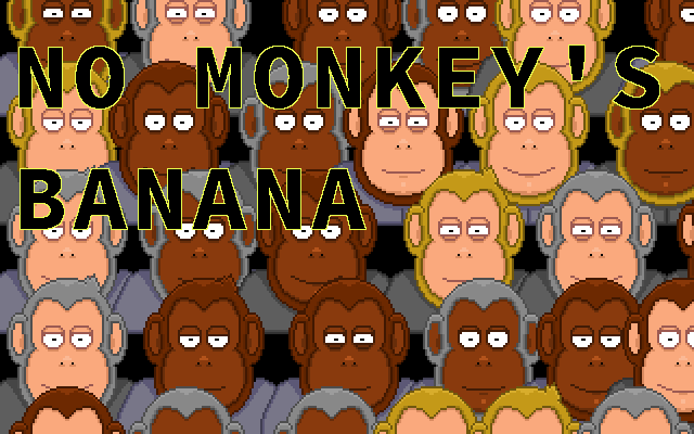 Screenshot of No Monkey's Banana