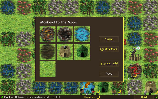 Screenshot 2 of Monkeys to the Moon!