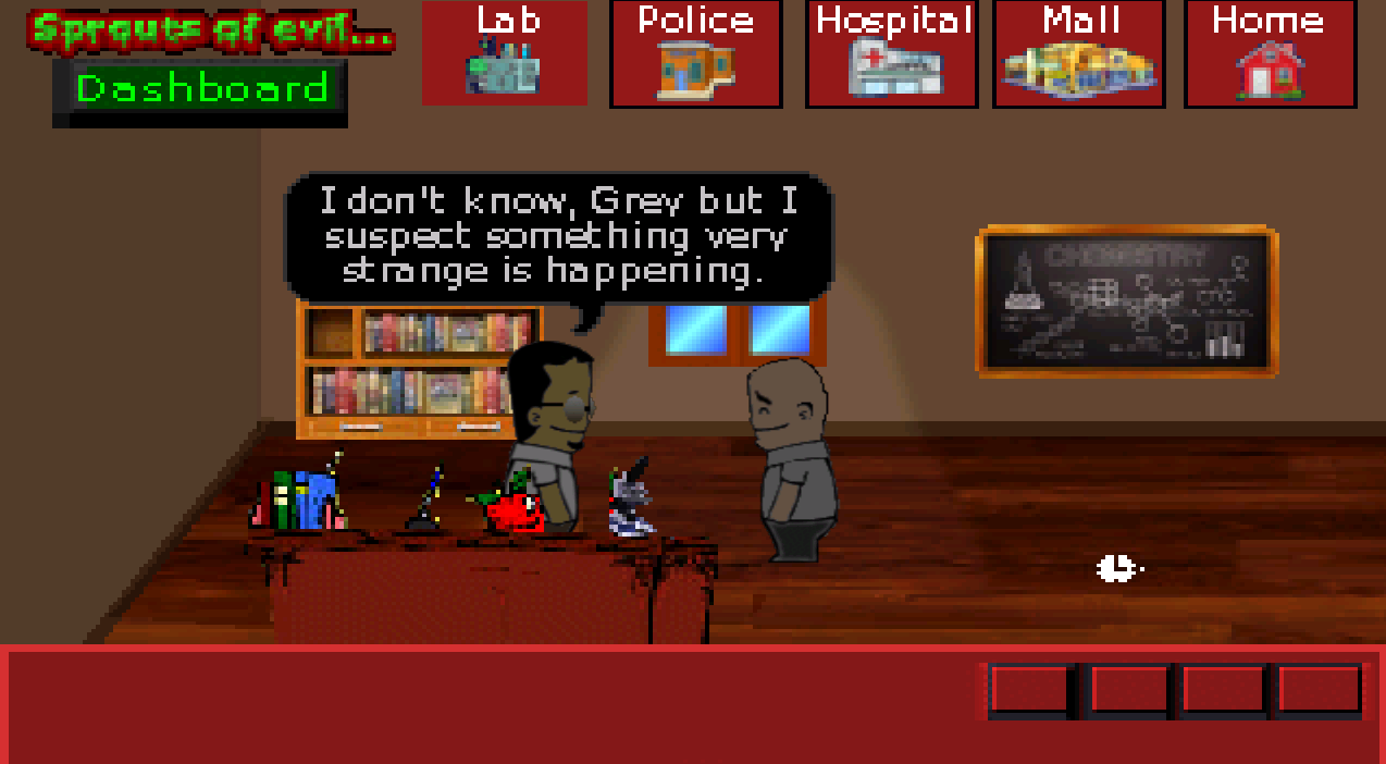 Screenshot 2 of Sprouts of Evil