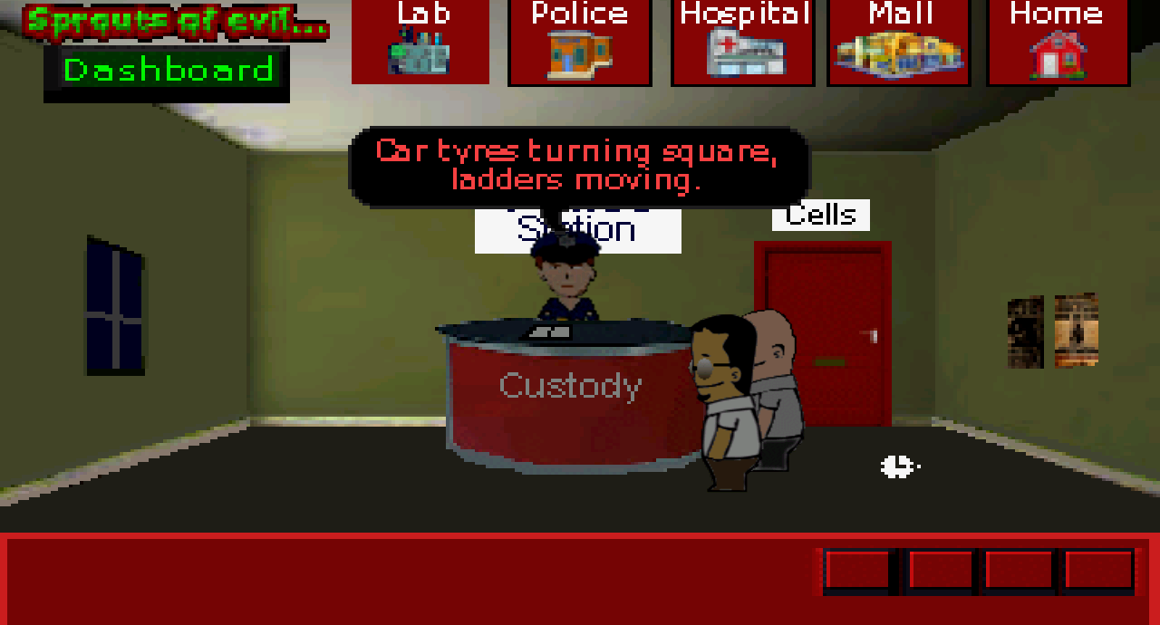 Screenshot 3 of Sprouts of Evil