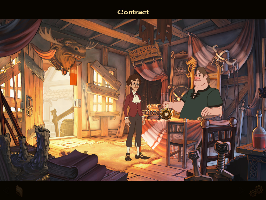 Screenshot of The Journey of Iesir Demo