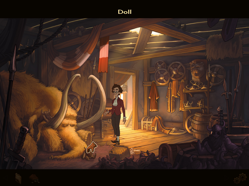 Screenshot 2 of The Journey of Iesir Demo