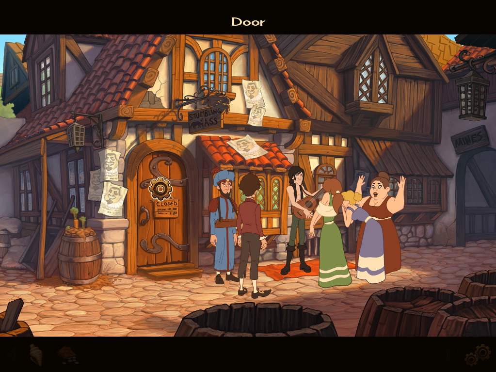 Screenshot 3 of The Journey of Iesir Demo