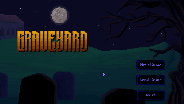 Screenshot of Graveyard
