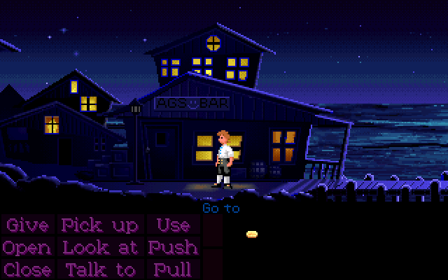 Screenshot of The Tale of Lonkey Island
