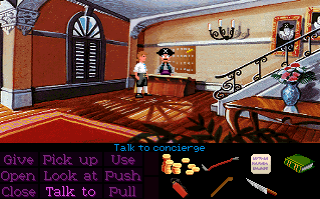 Screenshot 2 of The Tale of Lonkey Island