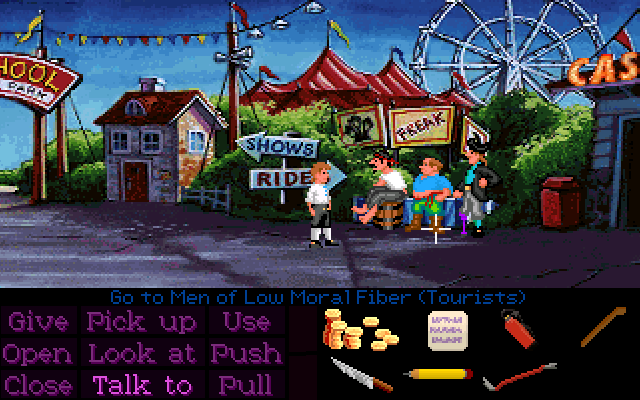 Screenshot 3 of The Tale of Lonkey Island
