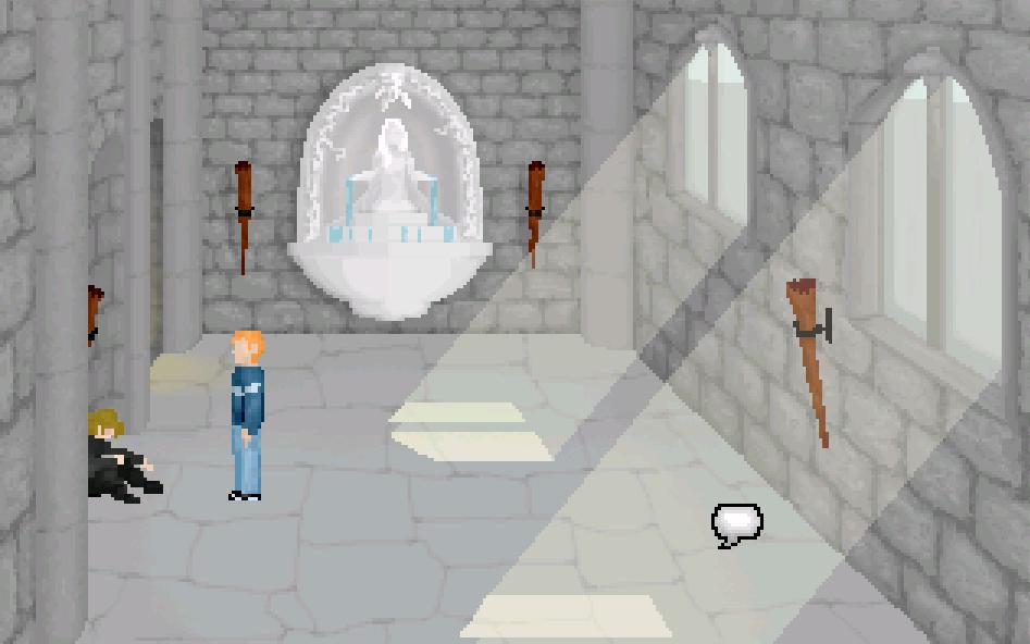 Screenshot 3 of The Beard in the Mirror width=