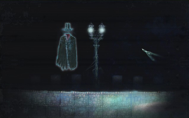 Screenshot of Ghostdream